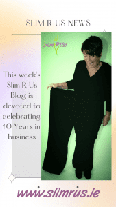 Celebrating a decade of fantastic weight loss with Slim R Us